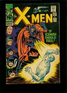 X-Men 18 VG 4.0