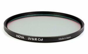 Hoya 52mm HMC UV-IR Cut Filter - Multi-Coated **AUTORIZED HOYA USA DEALER**