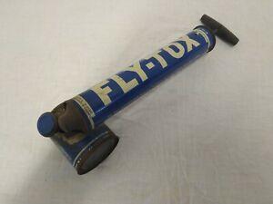 FLY-TOX ancien pulvérisateur
