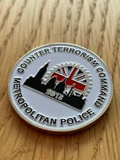 More details for metropolitan police so15 counter terrorism command challenge coin