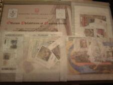 Vatikan FDC Jahrgang 2012 komplett Ersttagsbrief incl. Blocks (20100)