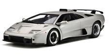 Lamborghini Diablo GT Silber  GTS18507S  Limitiert 400 Stück GT Spirit 1:18 NEU