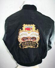 Michael Jackson Leder Jacke  Dangerous World Tour Pepsi von Ihm getragen- XL