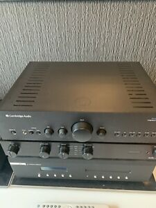 CAMBRIDGE AUDIO AZUR 640a Amplifier, With Remote , User Manual, Boxed