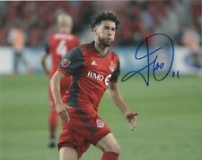 Toronto FC Jonathan Osorio Autographed Signed 8x10 Photo COA