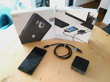 Microsoft Lumia 950 32GB schwarz Windows Phone, Riss im Display, als PC nutzbar.
