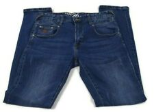 G Star 96 Elwood 5620 Mens 33x32 Blue Jeans