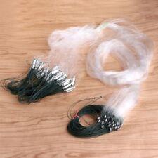 Fishing Net 3 Layers Mesh Nylon Monofilament Durable Accessories Float Trap 25m