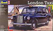 "TAXI LONDONNIEN AUSTIN FX4 ""Black Cab"" - KIT REVELL 1/24 n° 7093"