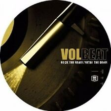 VOLBEAT - Rock The Rebel / Metal The Devil PICTURE DISC LP Record Store Day RSD