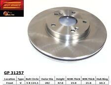 Disc Brake Rotor fits 1998-2009 Honda Accord Accord,Element Civic  BEST BRAKES U