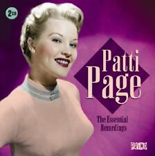 PATTI PAGE - ESSENTIAL RECORDINGS  2 CD NEUF