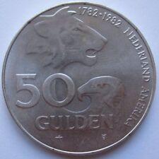 Nederland / Netherlands KM-207 50 gulden 1982 UNC