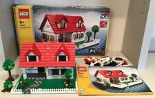 Lego 4886 Designer Set, boxed with instructions, house, building
