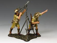 EA097 Aussie Anti-Aircraft Bren Gun Team by King & Country (RETIRED)