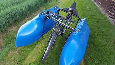Fahrrad Schwimmfahrrad Tretboot Aquabike Seabike Schwimmpontons Schwimmer Steg