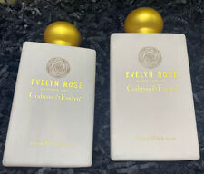 Crabtree & Evelyn Evelyn Rose Body Lotion And Body Wash Set 250ml Unboxed