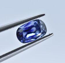 Natural 2.70 cts Royal Blue  Kashmir  old sapphire