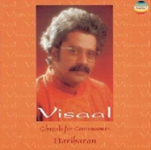 Visaal: Ghazals For Connoisseurs - Hariharan (Navras) UK