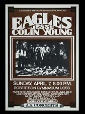 "The Eagles Aloha 16/"" x 12/"" Photo Repro Concert Poster"