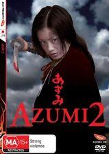 Azumi 02 - Death Or Love (DVD, 2006) Brand New  Region 4