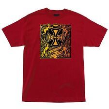 Independent Trucks Faded Hell Bent Shirt Red Lrg