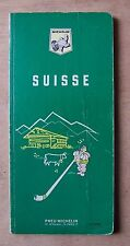 #) guide MICHELIN vert SUISSE - 1969