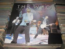 WHO 4 LP Live At Royal Albert Hall EDDIE VEDDER PAUL WELLER ROCK GERMAN SEALED