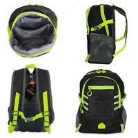 High Visibility Bag Backpack Rucksack Daypack Waterproof UNISEX 20 Litres BLACK