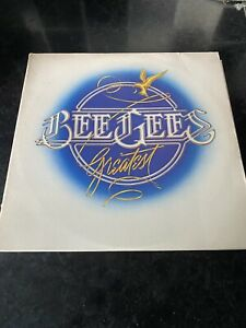 THE BEE GEES - GREATEST - 2xVINYL LP