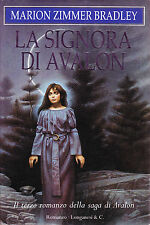 La Signora di Avalon - Marion Zimmer Bradley - rilegato con sovracoperta