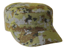 RUSSIAN camouflage cap Russian BDU camo hat cap UNIFORM border guard PS FSB