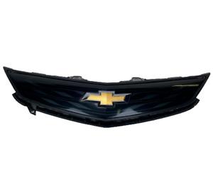 Genuine GM 2017 2018 Bolt EV Upper Grille Black with Emblem 42497949 42365117