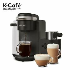 Best Single Serve Coffee Cappuccino Maker, Latte, Expresso, with 24 Variety Pack