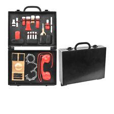 Dolls House 4865 miniatura médico maleta madera 1:12 para casa de muñecas nuevo #