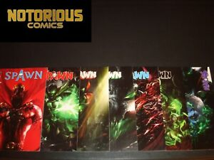 Spawn 289 290 291 292 293 294 295 Complete Comic Lot Run Set Image Collection