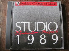 Berklee College of Music : Studio Production Projects 1989 CD BCSPCD 1