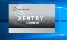 software diagnosi mercedes xentry xdos 06/2020 diagnostic software