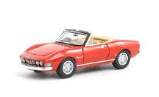 #87480 - Neo Fiat Dino Spider 2000 - rot - 1966 - 1:87