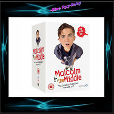 MALCOLM IN THE MIDDLE- COMPLETE SEASONS 1 2 3 4 5 6 & 7 *** BRAND NEW BOXSET***