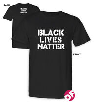 BLACK LIVES MATTER T-shirt BLM Anti Racism Protest Justice for equality NEW