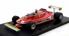 GP REPLICA'S GPR 002 FERRARI 312 T4 F1 model car Jody Scheckter WC 1979 1:18th