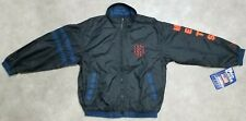 NEW Vintage Retro 90s New York Mets Pro Player Windbreaker Jacket NWT Baseball
