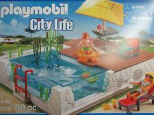 5575 Pool schwimmbecken figuren zu 5574 9266 4279 NEU OVP Playmobil
