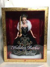 Holiday Barbie Doll Bob Mackie 2006