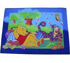 Winnie the Pooh Teppich 133 x 95 Kinderteppich Spielteppich Disney Puuh Bär W43