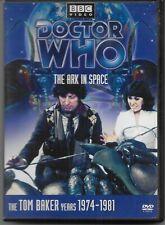 Doctor Who Tom Baker The Ark in Space Dvd Region 1