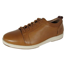 Tommy Bahama Mens Cadiz Tiles Leather Low Cut Sneaker Shoes