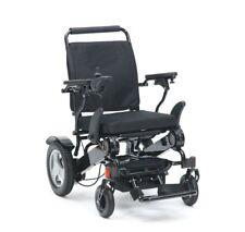 Drive Manual Folding Electric Power Chair Lithium Batteries 4mph 4 Wheel