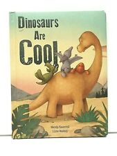 Jellycat - Dinosaurs are Cool - Hardback Book